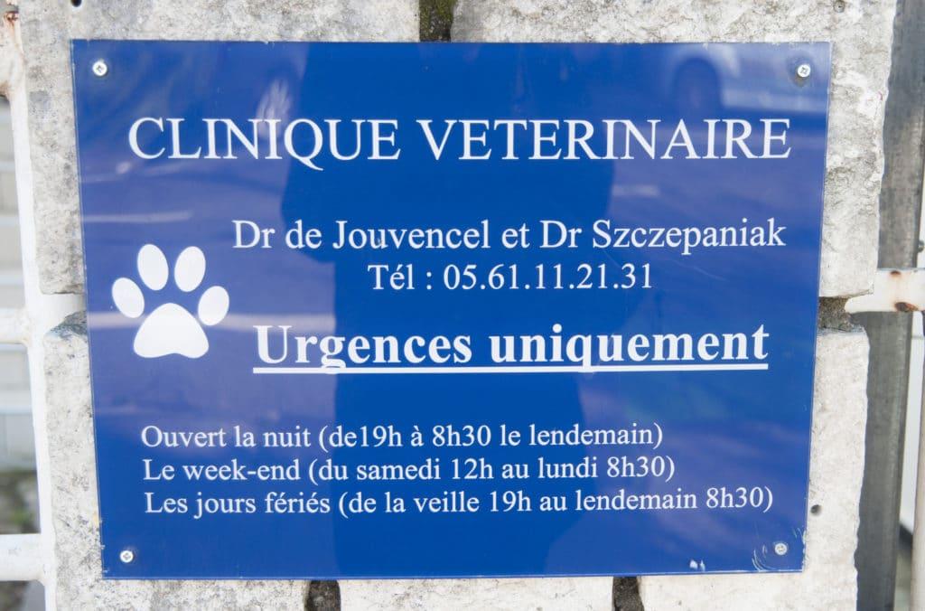 plaque vet-urgentys